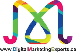 (NEW September 2016) Digital Marketing Experts Logo (Vector) CMY